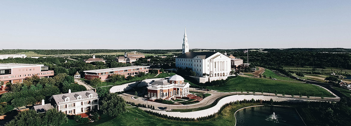 DBU Campus - Dallas Texas