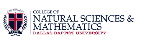 College of Natural Sciences and Mathematics Logo