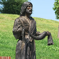 Fishers of Men Statue ® by Max Greiner, Jr.