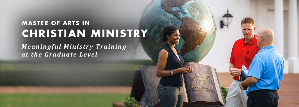 Your vocational ministry training does not have to be one size fits all.