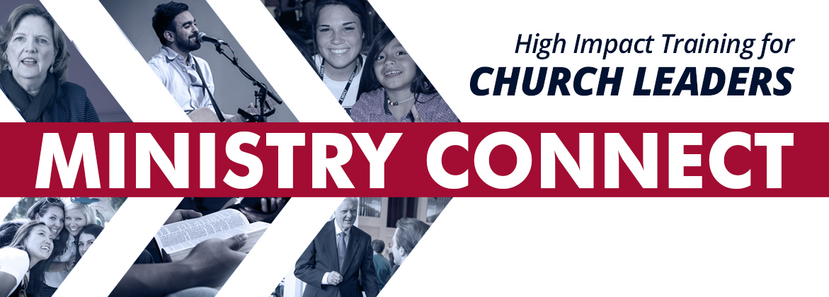 DBU Ministry Connect Conference Banner