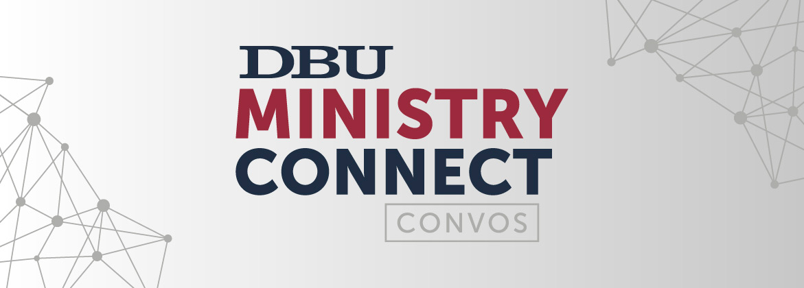 DBU Ministry Connect Luncheon Banner
