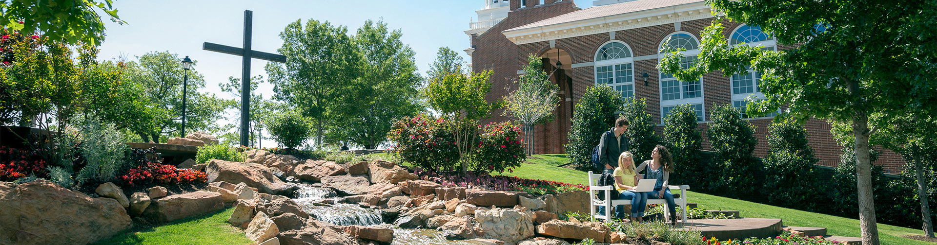 DBU Campus Picture