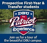 Join us for a Tour of the Beautiful DBU Campus