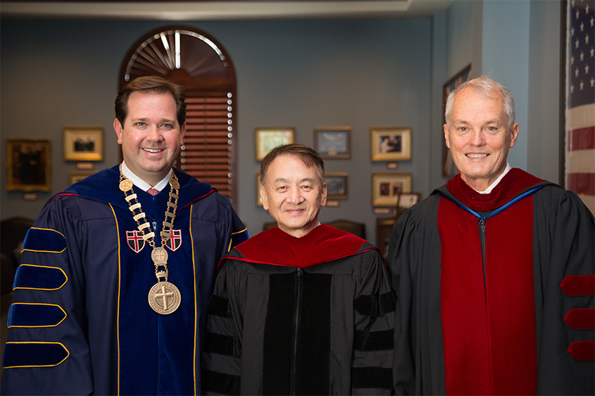 Dr. Wright, Dr. Chang, and Dr. Cook