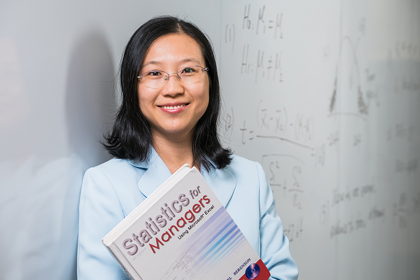 Faculty Profile - Dr. Christina Chen