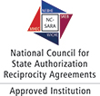National Council for State Authorization Deciprocity Agreements Logo