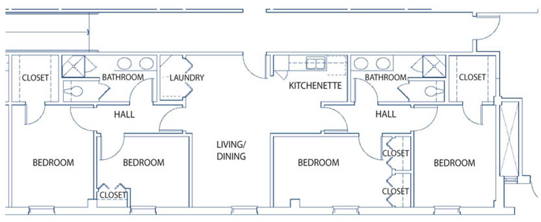 Jewel House Floor Plan