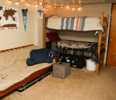 Williams Dorm Room