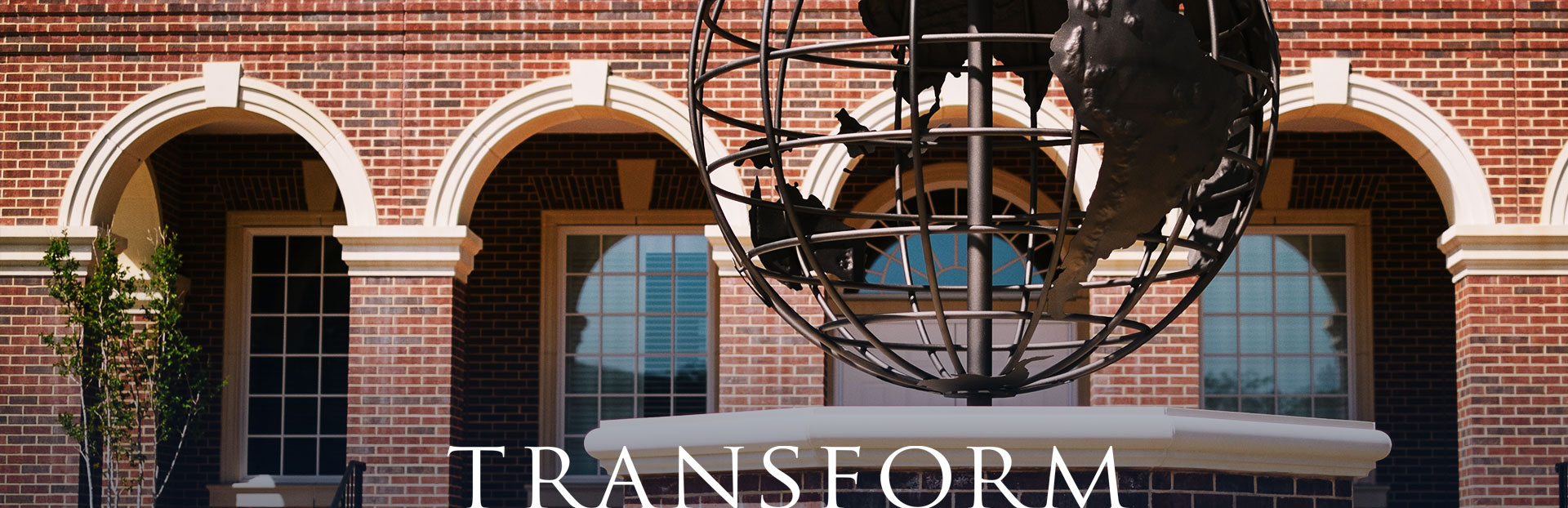 DBU's Transform Campaign Updates Banner