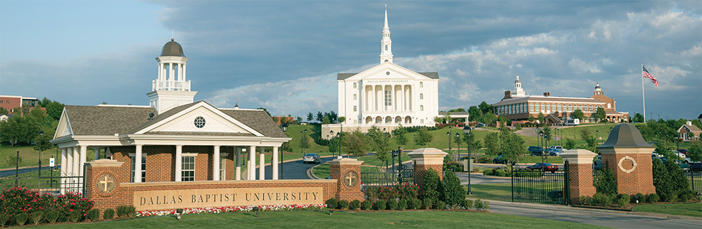 Dallas Baptist University Christ For The Nations